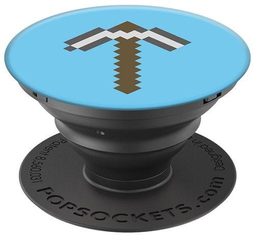 PopSockets držák na chytrý telefon, Minecraft Pick Axe