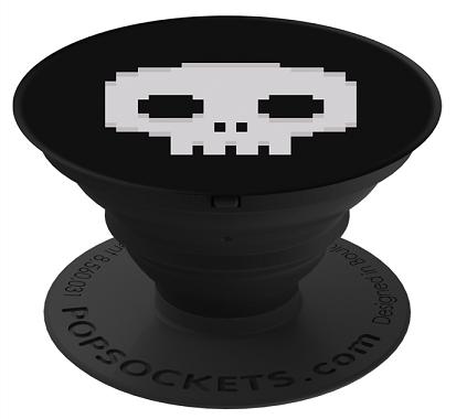 PopSockets držák na chytrý telefon, Game Over