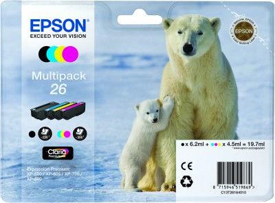 Epson C13T26164010 MultiPack
