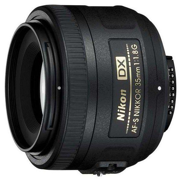 Nikon Nikkor AF-S 35mm f/1.8G - objektiv