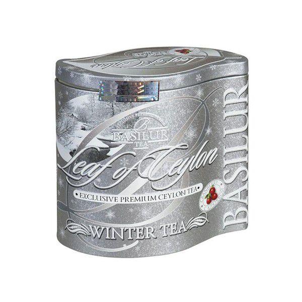 Basilur Winter tea sypaný ceylónsky čaj (100g)
