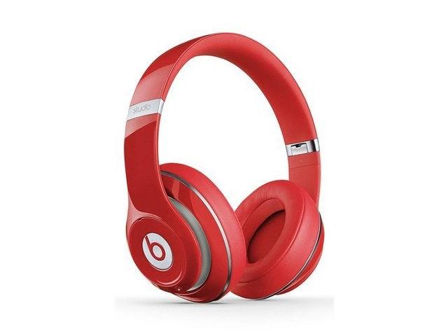 Beats by Dr. Dre Studio Wireless (červená)