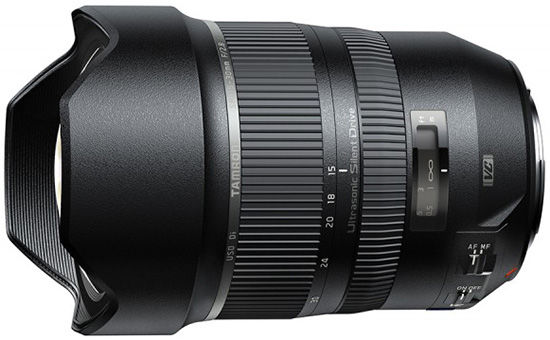 TAMRON SP 15-30mm F/2.8 Di VC USD pro Nikon