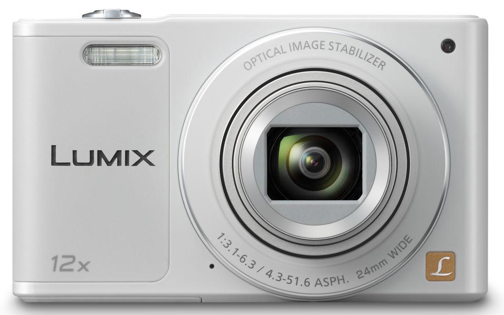 Panasonic Lumix DMC-SZ10 (bílý)