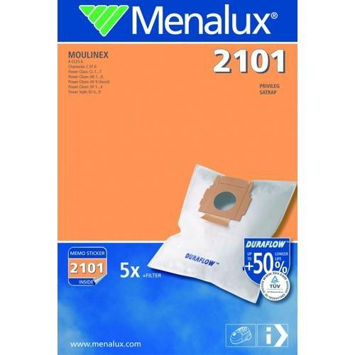 Menalux 2101 - sáčky do vysavače