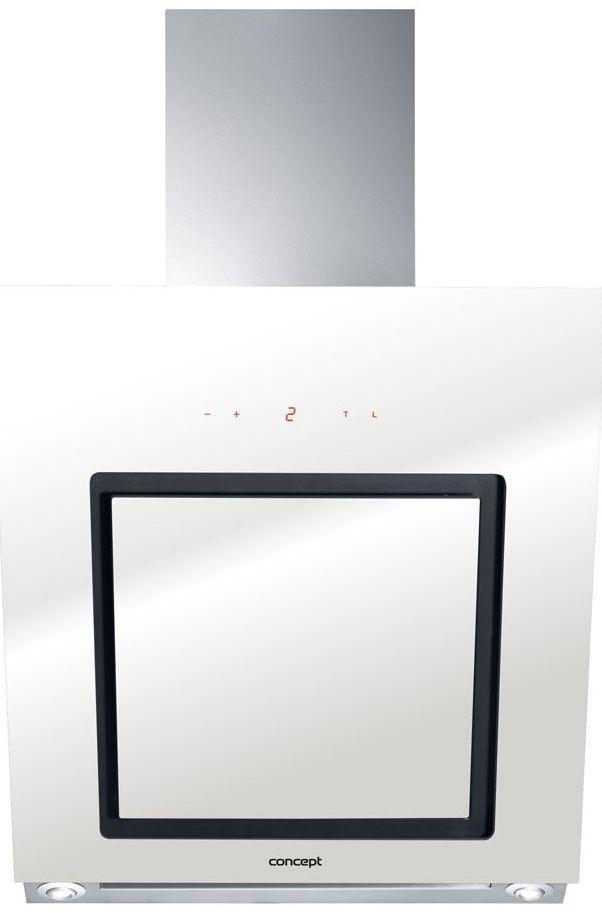CONCEPT OPK-5760wh (bílý) - komínový odsavač par 60cm