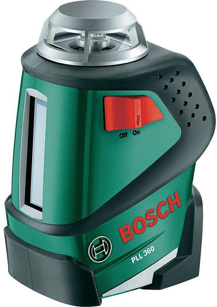 BOSCH PLL 360, křížový laser
