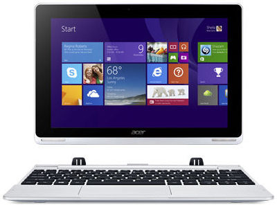 Acer Aspire Switch 10 SW5-012-13M7, NT.L6JEC.005 (šedý)