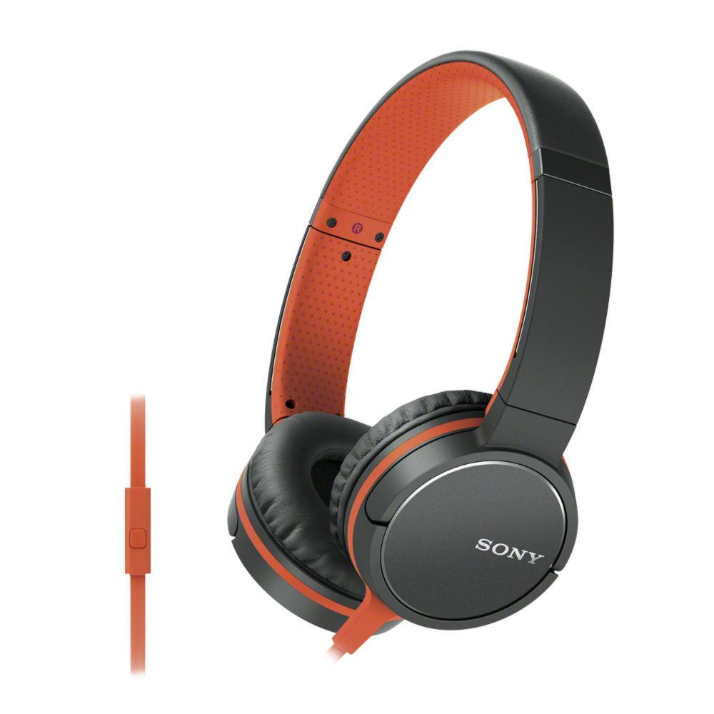 Sony MDR-ZX660AP (oranžová)