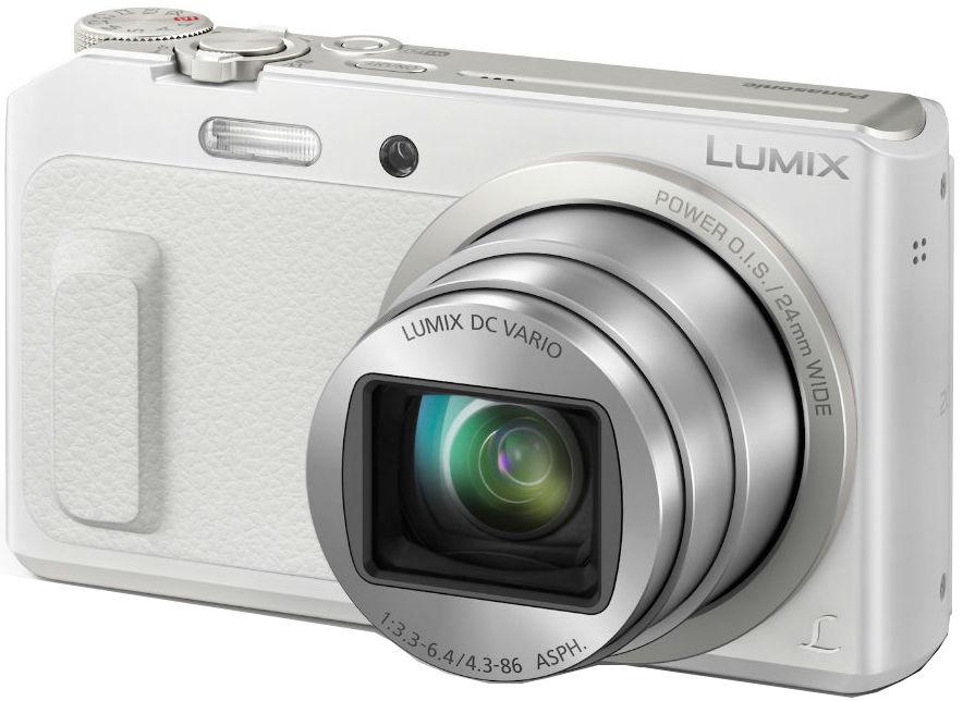 Panasonic Lumix DMC-TZ57 (bílý)