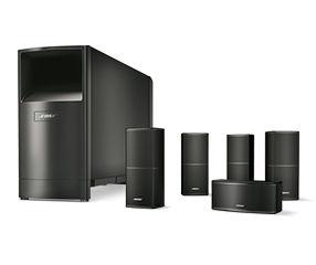 Bose Acoustimass 10 V (černé)