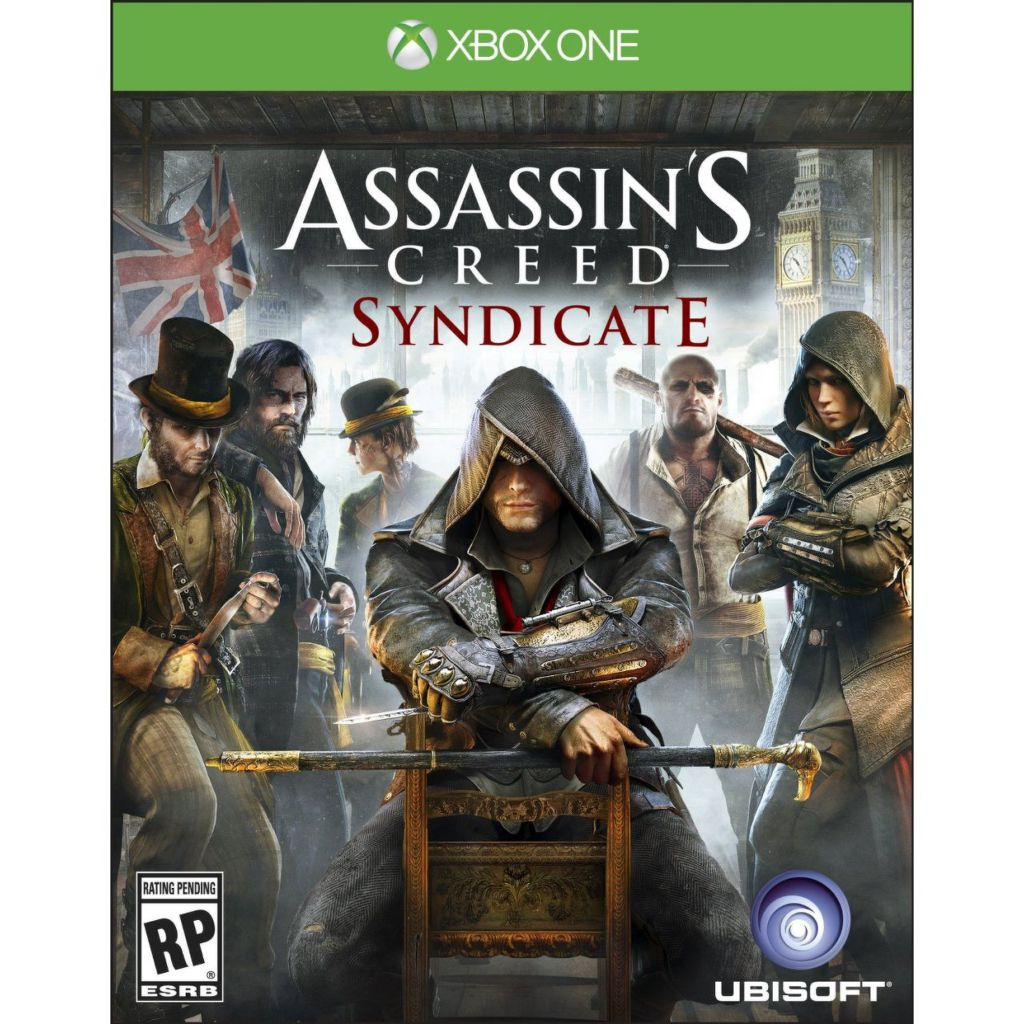 Assassin´s Creed Syndicate - hra pro Xbox ONE