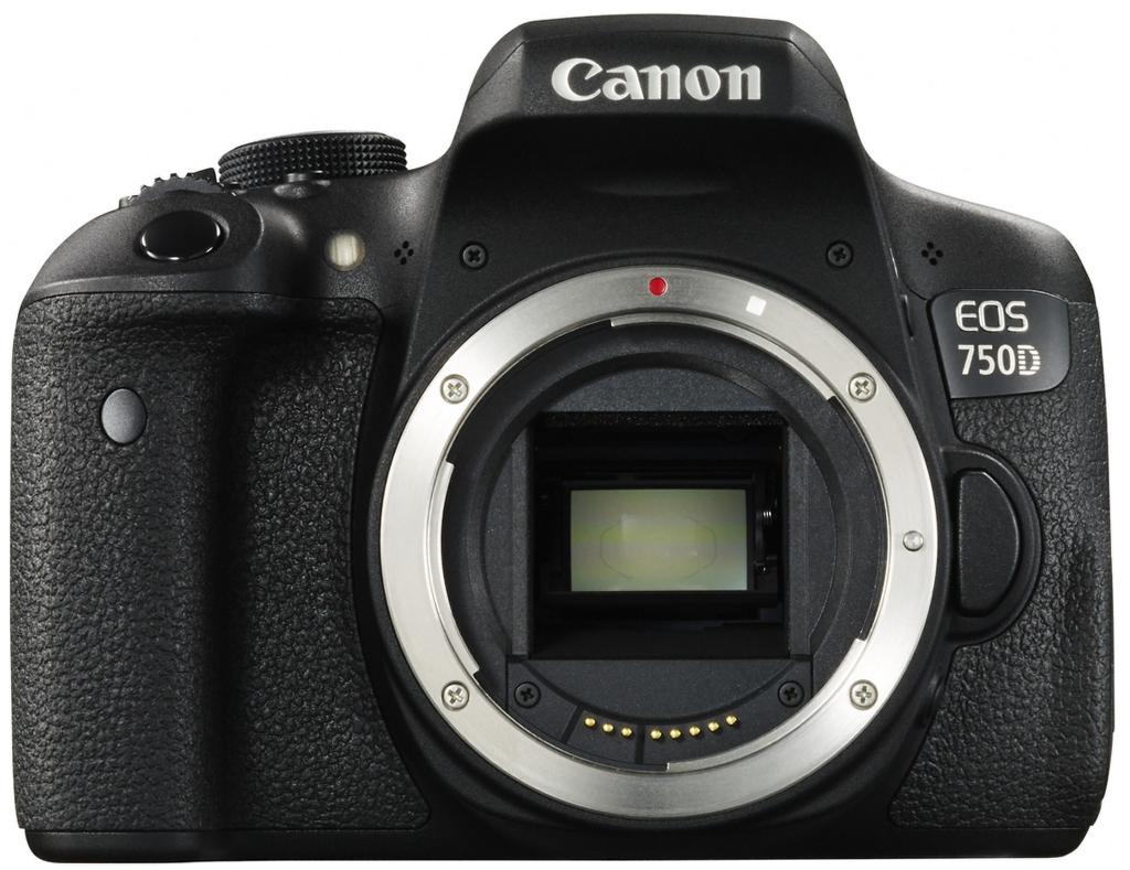 Canon EOS 750D (tělo)