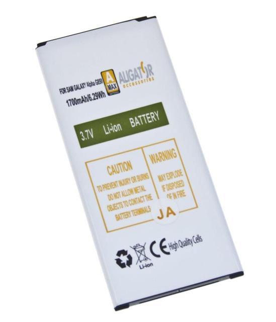 Aligator baterie pro Samsung G850 Galaxy Alpha Li-ION 1700mAh