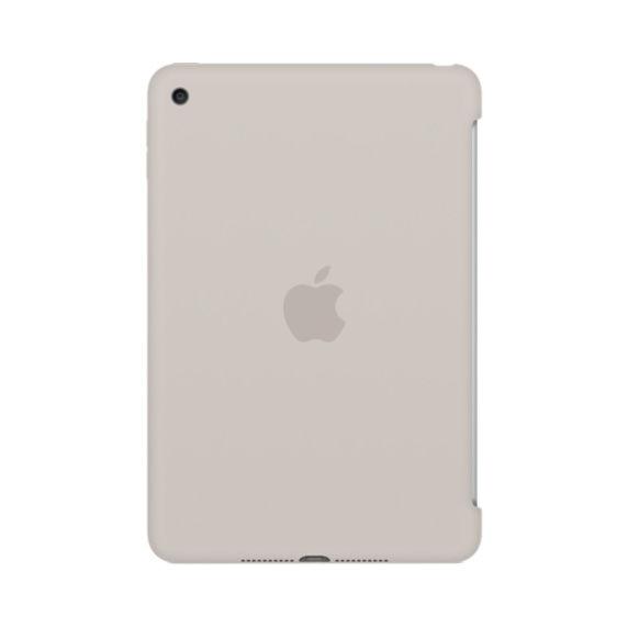 Apple iPad mini 4 Silikonové pouzdro - (Stone) MKLP2ZM/A