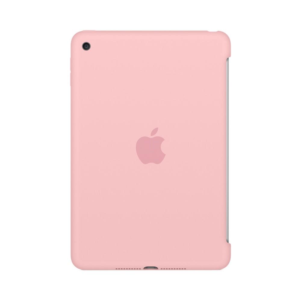 Apple iPad mini 4 Silikonové pouzdro - (růžové) MLD52ZM/A
