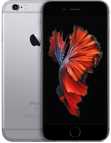 Apple iPhone 6s 128 GB šedý