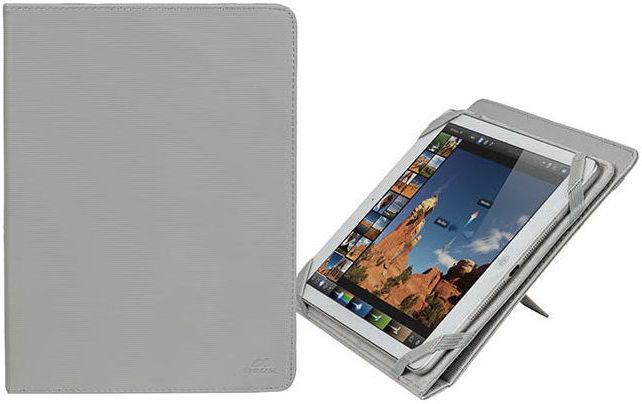 """Rivacase pouzdro na 10,1"""" tablet (šedé)"""