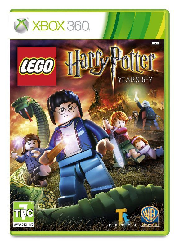 LEGO Harry Potter: Years 5-7 Classic - hra pro Xbox 360