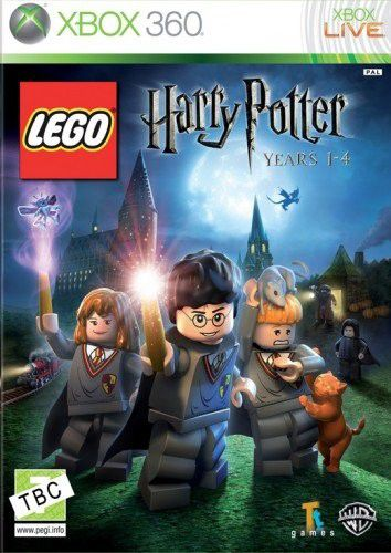 LEGO Harry Potter: Years 1-4 - hra pro Xbox 360