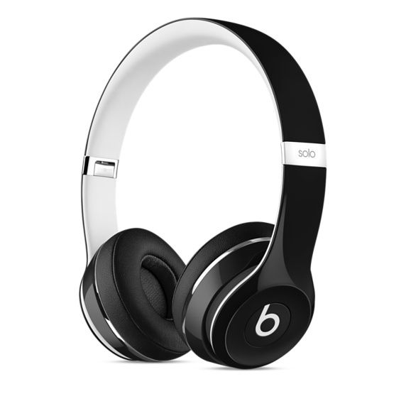 Beats by Dr. Dre Solo2 (Luxe Edition) ML9E2ZM/A (černá)