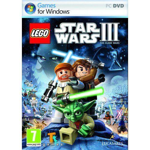 PC - Lego Star Wars III: Válka klonů