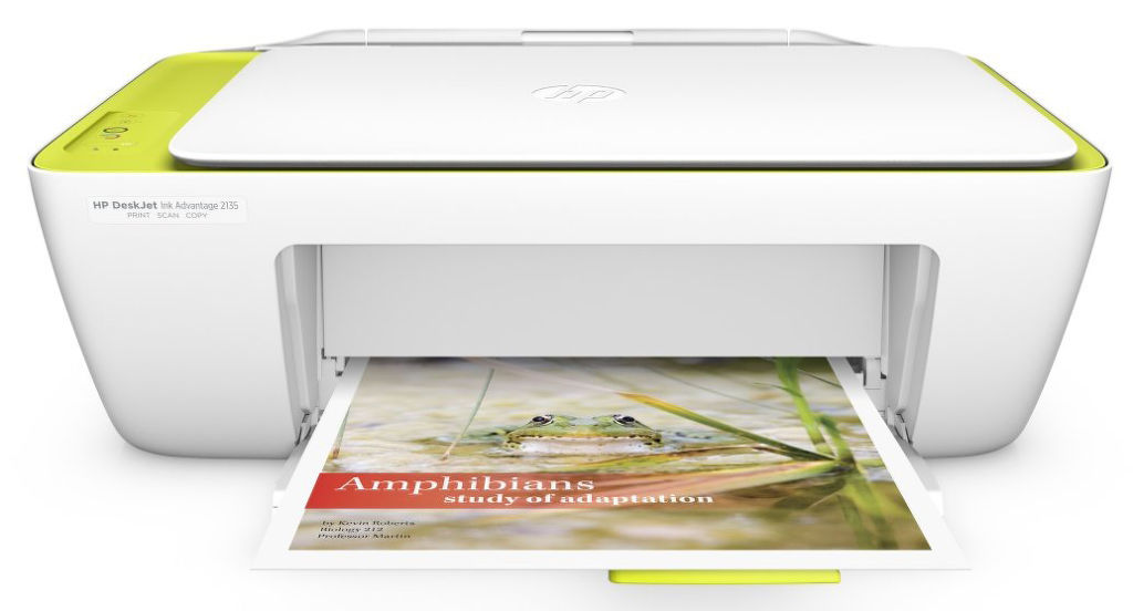 HP DeskJet Ink Advantage 2135, F5S29C