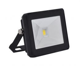 EcoLite LED reflektor - COB, 10W, IP65, 4100K (černý)
