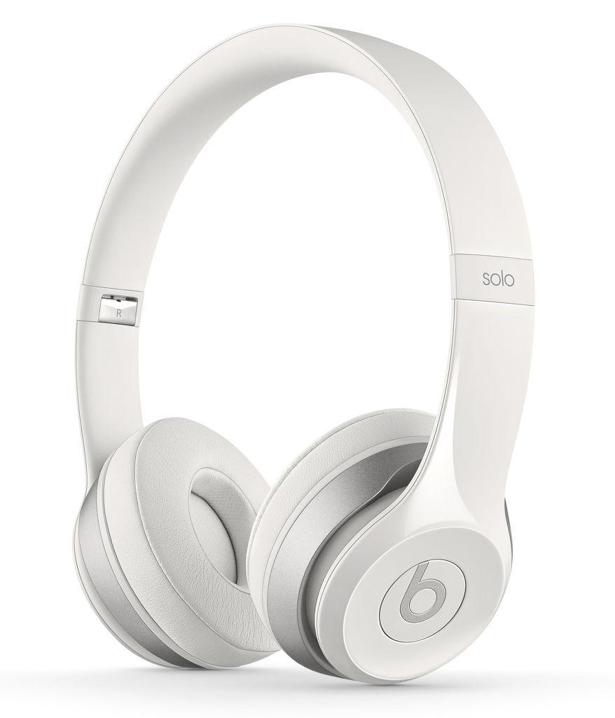 Beats by Dr. Dre Solo2 (bílá)
