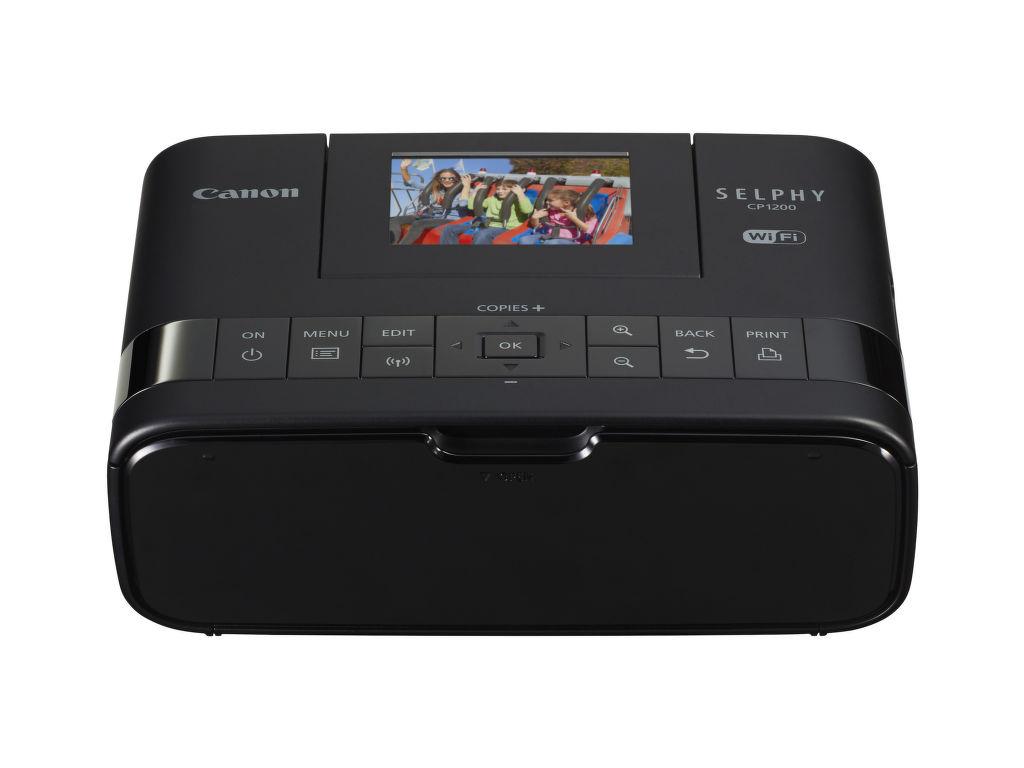 Canon Selphy CP-1200 (černá)