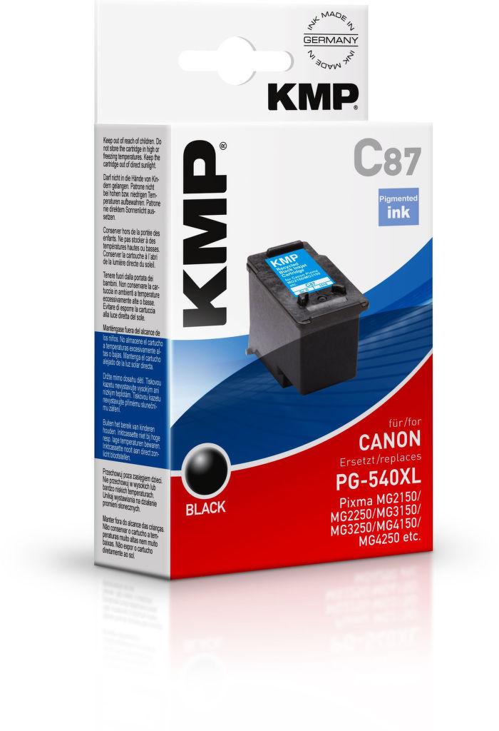 KMP C87 Canon PG540XL - inkoustová náplň