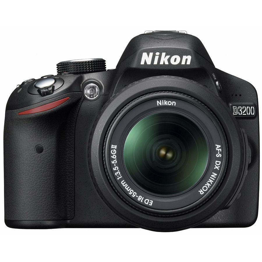 Nikon D3200 + AF-S DX 18-55 II