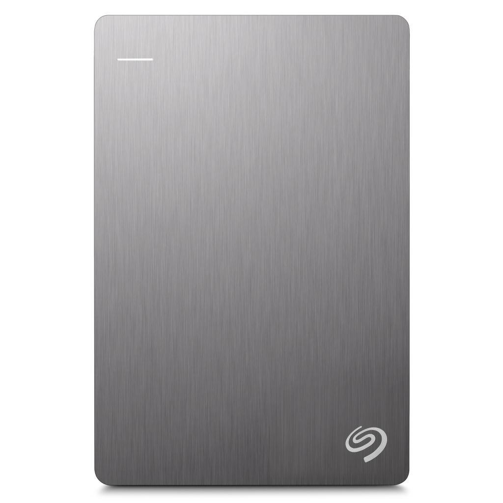 Seagate Backup Plus Slim 1TB (stříbrný)