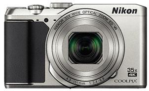 Nikon Coolpix A900 (stříbrný)