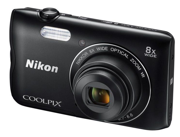 Nikon Coolpix A300 (černý)