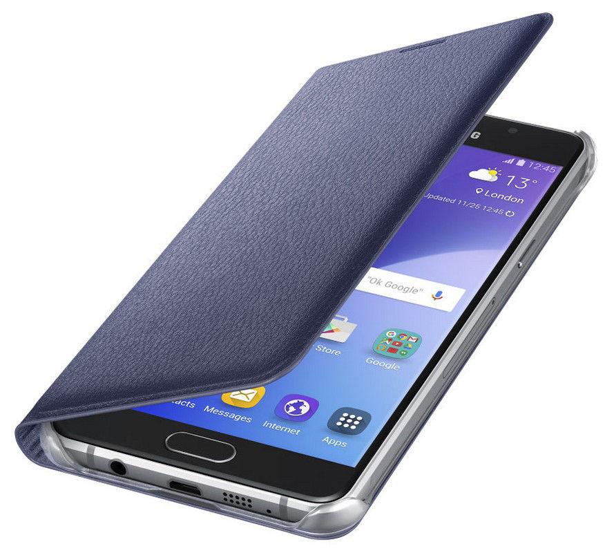 Samsung EF-WA510PB Flip Galaxy A5, A510 (černý)