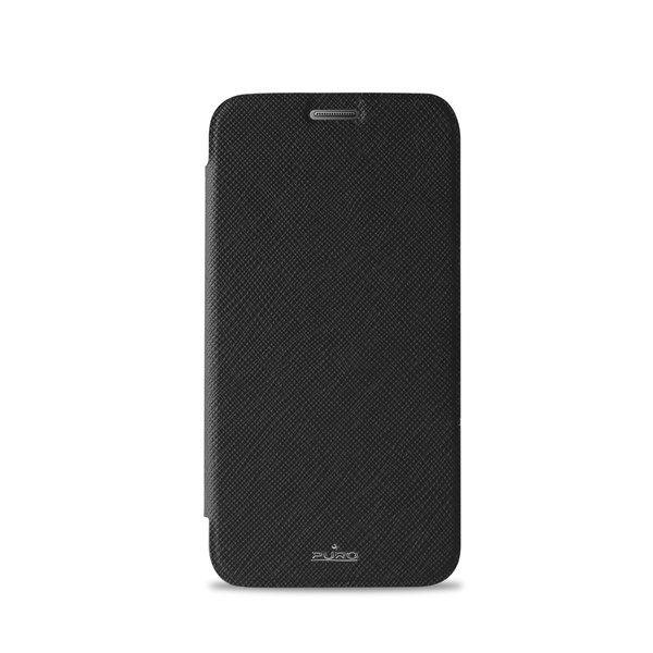 Puro flipové pouzdro pro Samsung Galaxy S5 mini (černé)