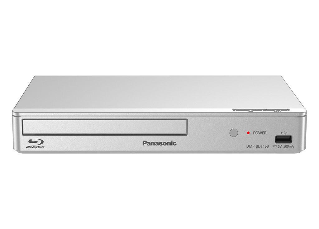 Panasonic DMP-BDT168EG (stříbrný)