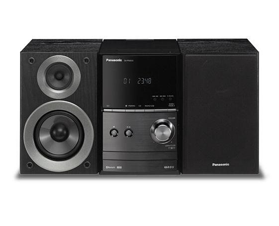 Panasonic SC-PM600EG (černý)