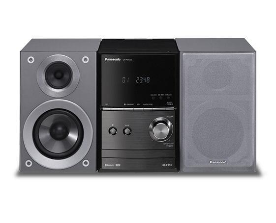 Panasonic SC-PM600EG (stříbrný)
