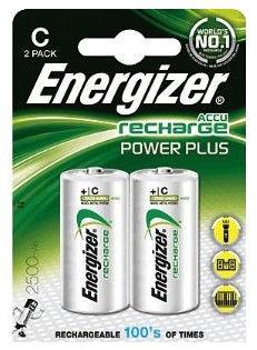 Energizer Rech Power Plus C 2500 BP2
