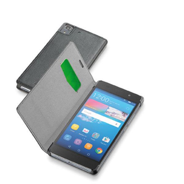 CellularLine Essential pouzdro pro Huawei Y6 (černé)