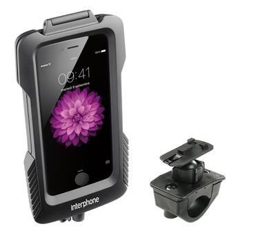 CellularLine Voděodolné pouzdro Interphone pro Apple iPhone 6 Plus (černé)