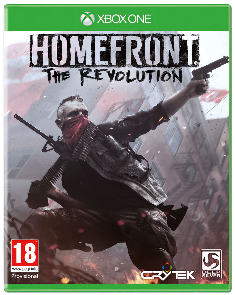 Homefront: The Revolution - hra na Xbox ONE
