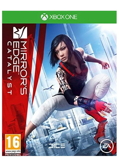 Mirror´s Edge Catalyst - hra na Xbox One