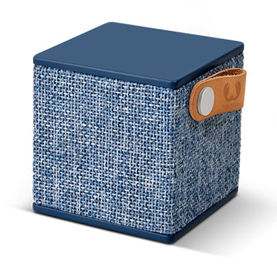 Fresh 'n Rebel Rockbox Cube Fabriq Edition (indigo-modrý)