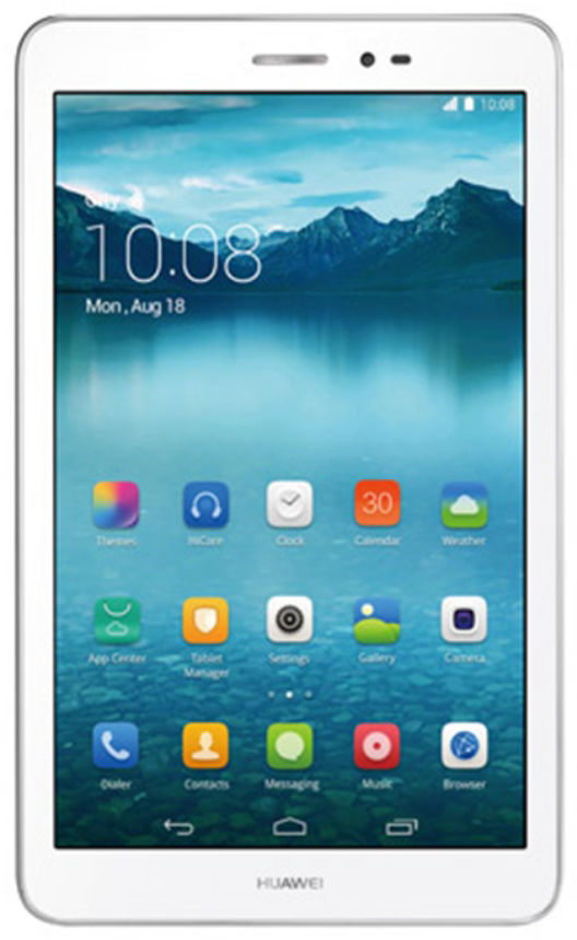 Huawei MediaPad T1 8.0 Wi-Fi 8GB (stříbrno bílý)