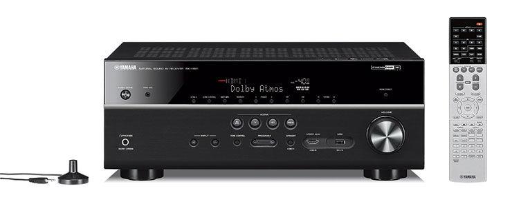 Yamaha RX-V681 MusicCast (černý)