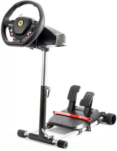 Wheel Stand Pro F458 (černý) - stojan na volant a pedály