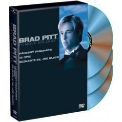 Brat Pitt kolekce - 3xDVD